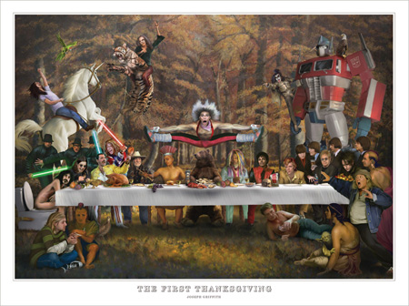 The First Thanksgiving (2013)